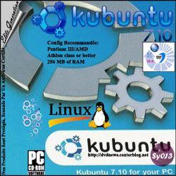"Kubuntu ""Système d'exploitation Linux"""