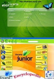 encarta junior 2007