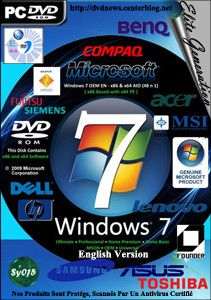 Windows 7 48 in 1