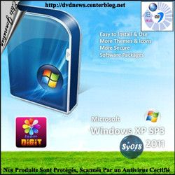 Windows XP SP3 Edition 2011