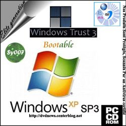 "Windows XP SP3 ""Trust 3"""